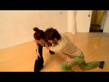 Contact Improvisation - Odessa Avianna Perez and Brandon Stewart