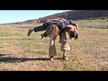 Contact Improv Moab Jam 2014 Bastien Auber & Alicia Grayson Produced by Craig Baurley